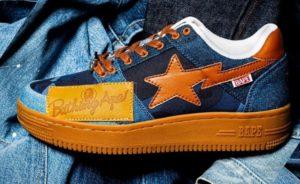 Bape Sta Low Patchwork Denim, le nuove sneakers Bape arrivano il 7 marzo!