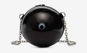 Black Dream Ball Shoulder Bag: Marine Serre azzarda con la borsa-palla da 900 $