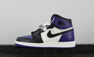 Air Jordan 1 Retro High OG Court Purple: il Jumpman si tinge di viola