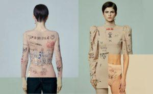 Tattoo Sweaters, in arte TTSWTRS: il brand pioniere dello street minimalism