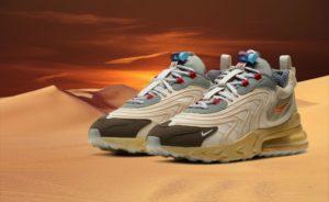 """Nike x Travis Scott Air Max 270 """"Cactus Trails"""", di nuovo con Mr. LaFlame   29 maggio"""