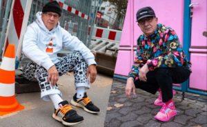 Streetwear senza età: ecco il nonno più cool del pianeta, in assoluto!