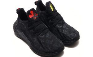 Adidas x Topolino, in arrivo le Alphaboost dedicate al mitico Mickey Mouse!