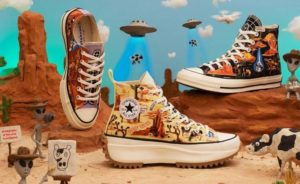 Converse Twisted Resort Collection: lo spazio a portata di sneaker | 9 luglio