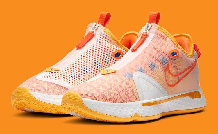Gatorade x Nike PG 4: la signature shoe di Paul George si tinge di Gatorade