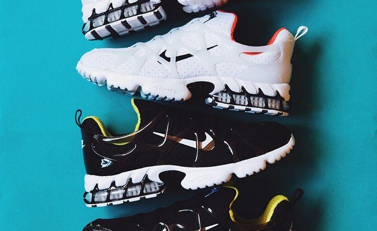 Stussy x Nike: ecco finalmente le Air Zoom Spiridon Caged 2 KK | 24 luglio