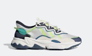 Adidas OZWEEGO: in uscita la nuova colorway signal green | 21 agosto