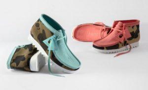 Bape x Clarks Originals, la festa per i 70 anni dei Desert Boots|8 agosto