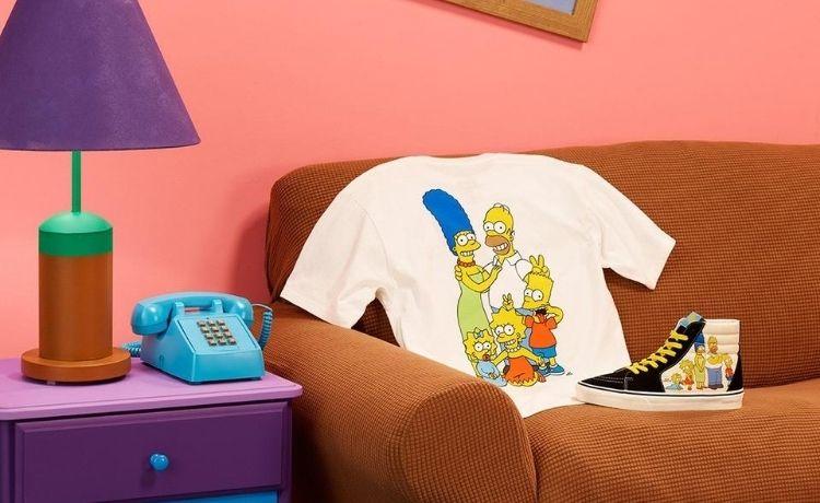 Simpsons x Vans: un omaggio alla sitcom animata più amata di sempre   7 agosto