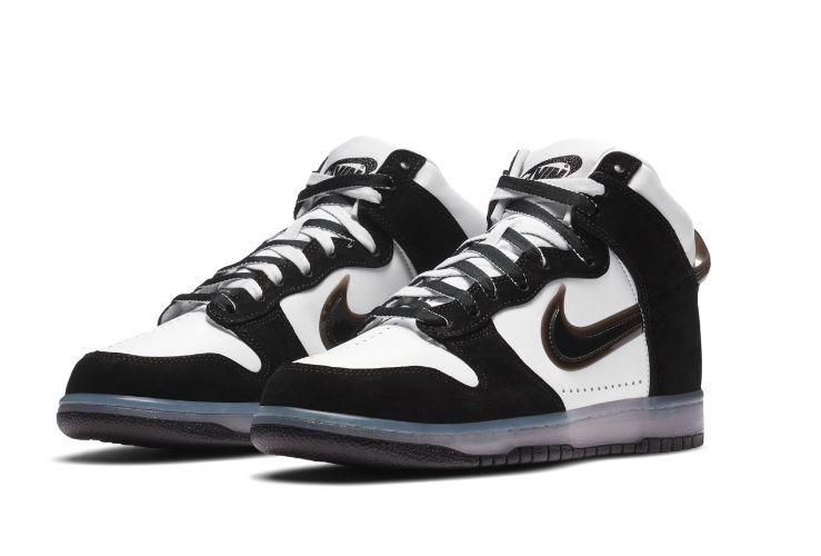 Nike Slam Jam Dunk black & white