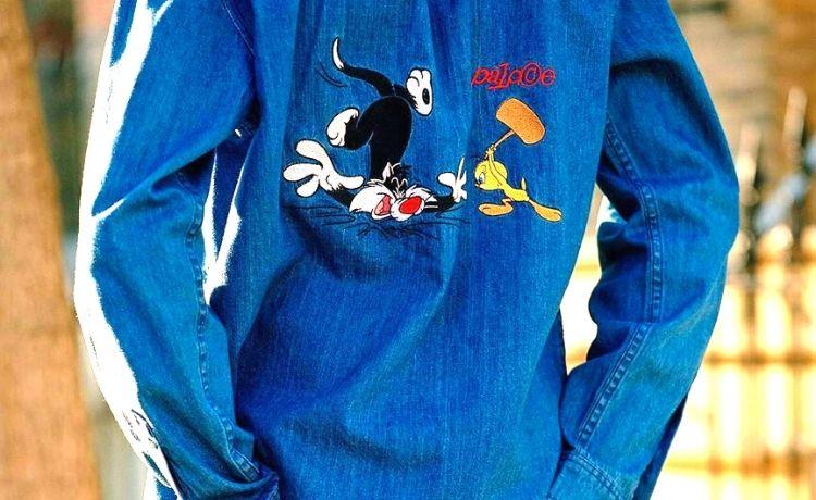 Palace x Looney Tunes: lo streetwear incontra il mondo della Warner Bros
