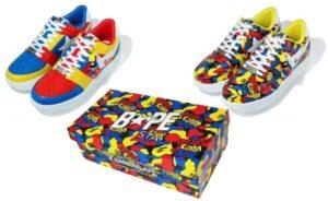 Bape x Medicom Toy, il 3 ottobre arriva una capsule collection super colorata!