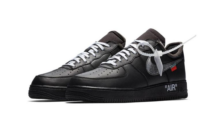 Off-White x Nike Air Force 1 MoMA