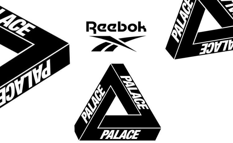 palace x reebok