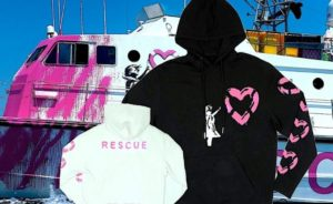 Urbancoolab: presentata la Solidarity and Resistance hoodie (foto)