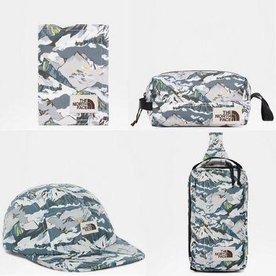 Accessori- cappellino, borsa da campo, portafogli e beauty case