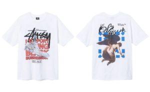 Ecco i designer e le t-shirt che festeggiano i 40 anni di Stüssy | 20 novembre
