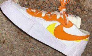 Nike x Sacai Blazer Low, a febbraio 2021 arriveranno due colorway esclusive!