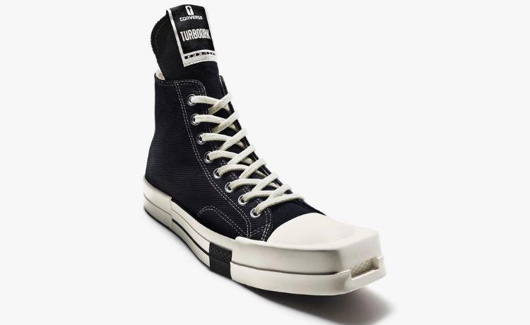 Converse x Rick Owens finirà negli annali dello sneakergame
