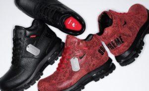 Supreme x Nike: in arrivo una nuova versione delle Goadome | 14 gennaio