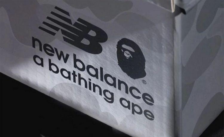 Bape x New Balance