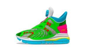 Gucci Virtual 25, sono arrivate le sneakers low cost completamente virtuali!