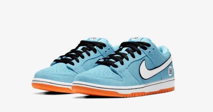 Migliori release Nike di marzo Dunk blue chill