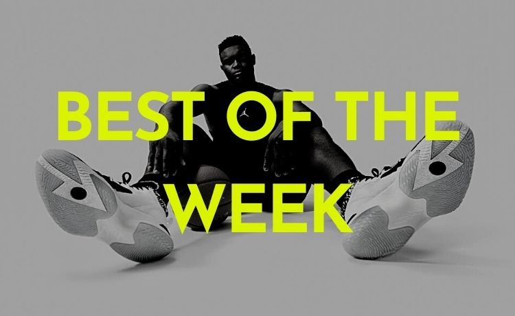 Il best of the week 17-23 aprile 2021 tra Off White e Nike
