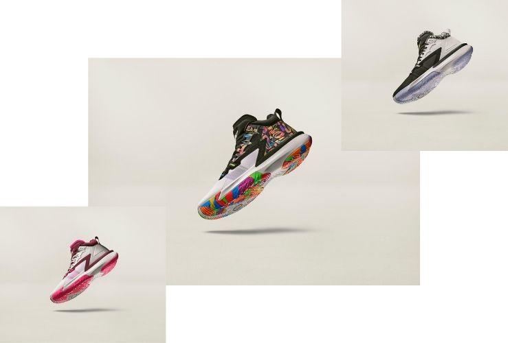Jordan brand ha presentato la Zion 1, la prima sneaker Nike firmata con Williamson e destinata a far innamorare gli sneakerhead