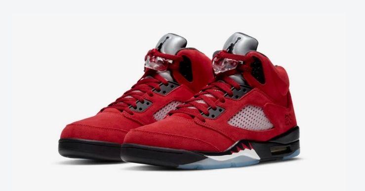 Migliori release Nike di aprile Jordan 5 Toro Bravo