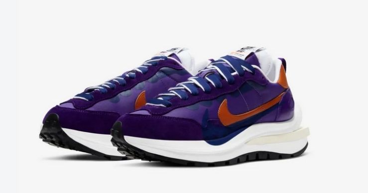 Migliori release Nike di aprile Nike x Sacai VaporWaffle Dark Iris