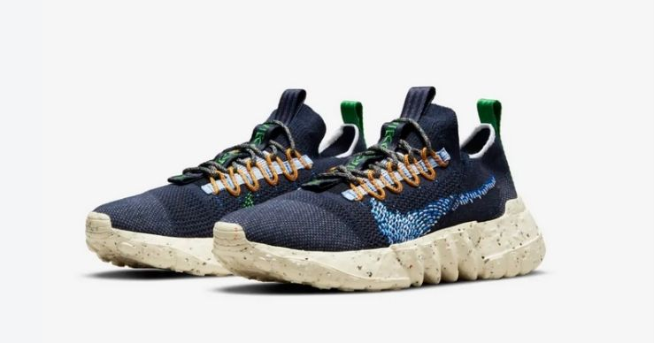 Migliori release Nike di aprile Space Hippie Acquamarine