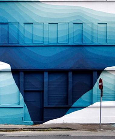 Breathe Project, la street art per tornare a vivere i luoghi e le persone
