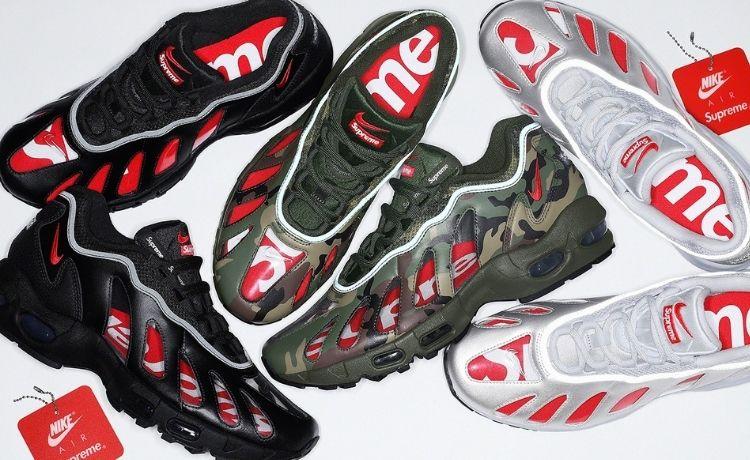 Supreme x Nike: pronti ad indossare le nuove Air Max 96?