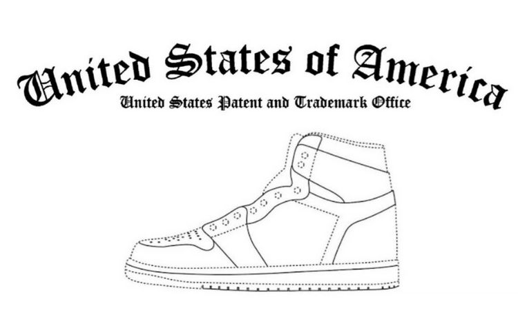 marchio registrato Air Jordan
