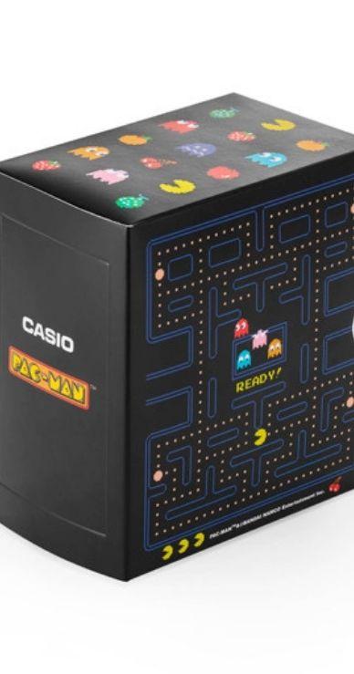 Casio x PAC-MAN: first look al nuovo A100WEPC, per un'ora giocosa