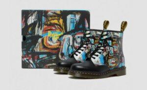 Dr. Martens x Basquiat, in arrivo una capsule a regola d'arte! | 3 luglio