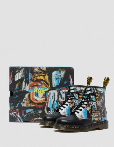 Dr.Martens x Basquiat 1460 total