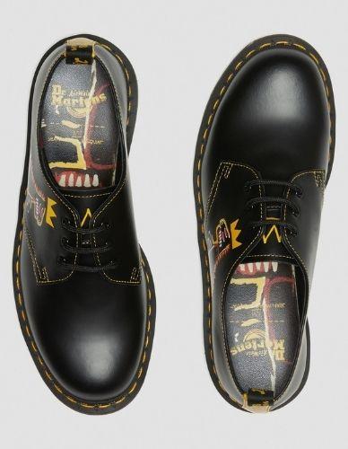 Dr.Martens x Basquiat 1461