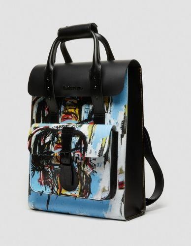 Dr.Martens x Basquiat zaino