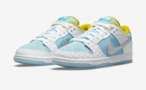 FTC x Nike SB Dunk Low, le sneakers dedicate al Giappone e alle Olimpiadi arrivano il 21 luglio