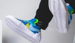 KAWS x sacai Nike Blazer Low: l'ideale per chi non si accontenta di sneakers sobrie