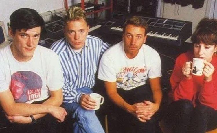 New Order x Pleasures