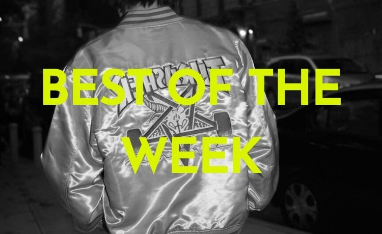 Il best of the week 18-24 settembre 2021 tra Supreme e Stussy