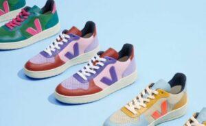 Veja x Make My Lemonade, le sneakers super colorate per tutta la famiglia