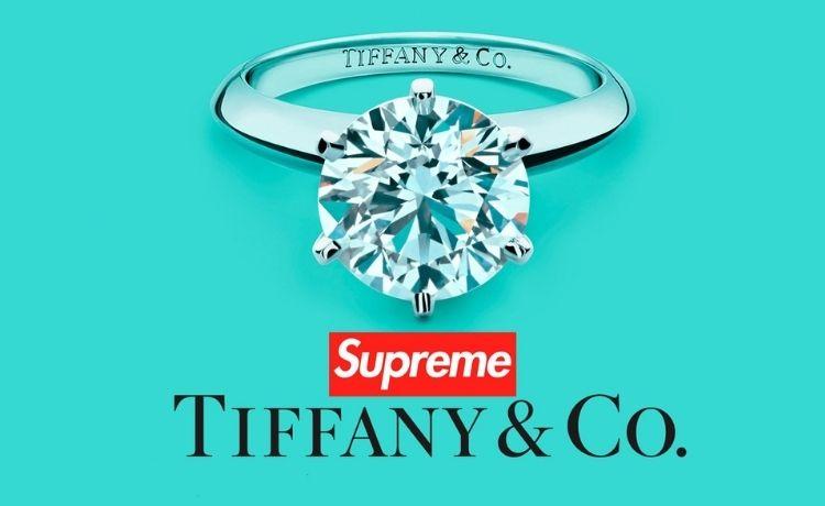 supreme x tiffany